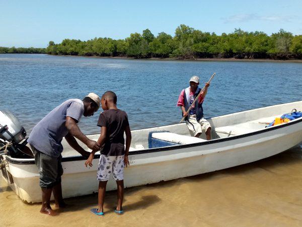 Funzi Island Day Trip 2