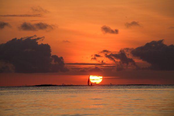 Diani sunset cruise 2
