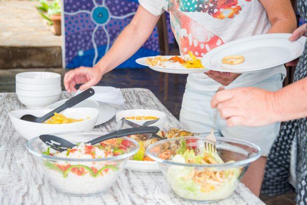 Coral spirit restaurant