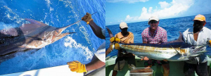 Deep sea fishing in Pemba 1